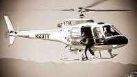 History of Aerial Photographer and Helicopter Pilot - Chopperguy Bruce Haffner