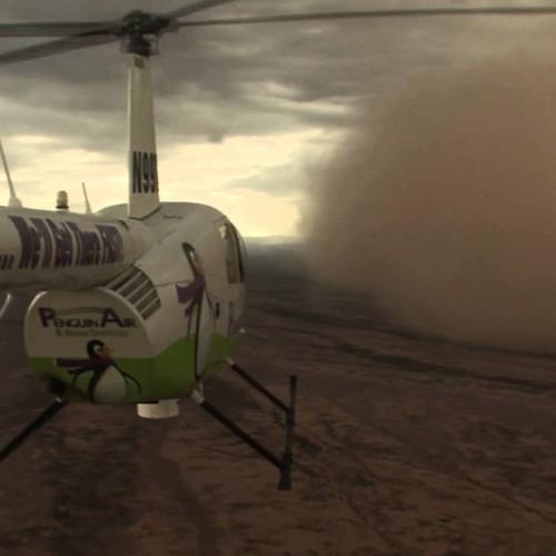 Dust Storm over Phoenix
