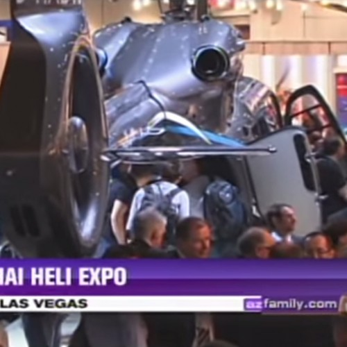 Heli Expo Segei Sikorsky