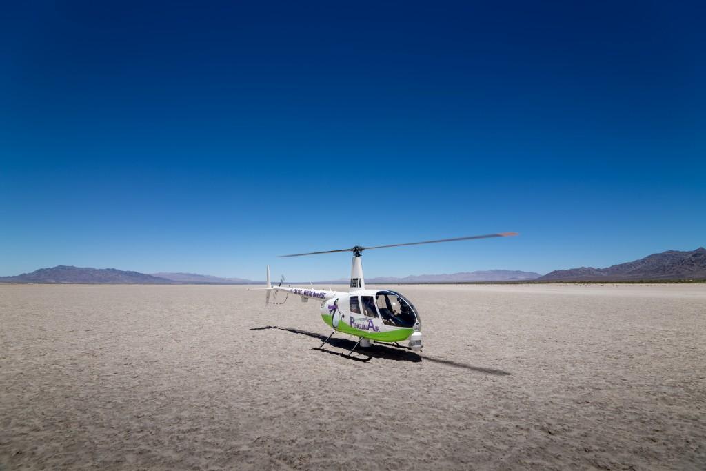 Penguin Air News Chopper